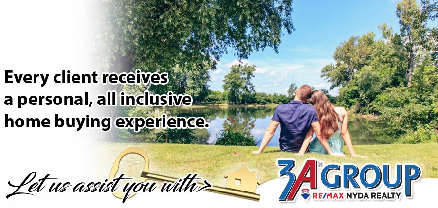 The 3A Group is here to assist you with every step of the buying process