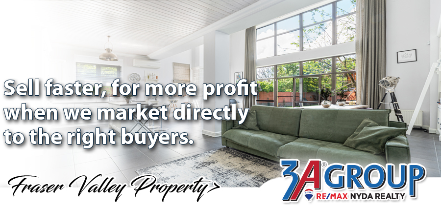 sell your fraser valley home