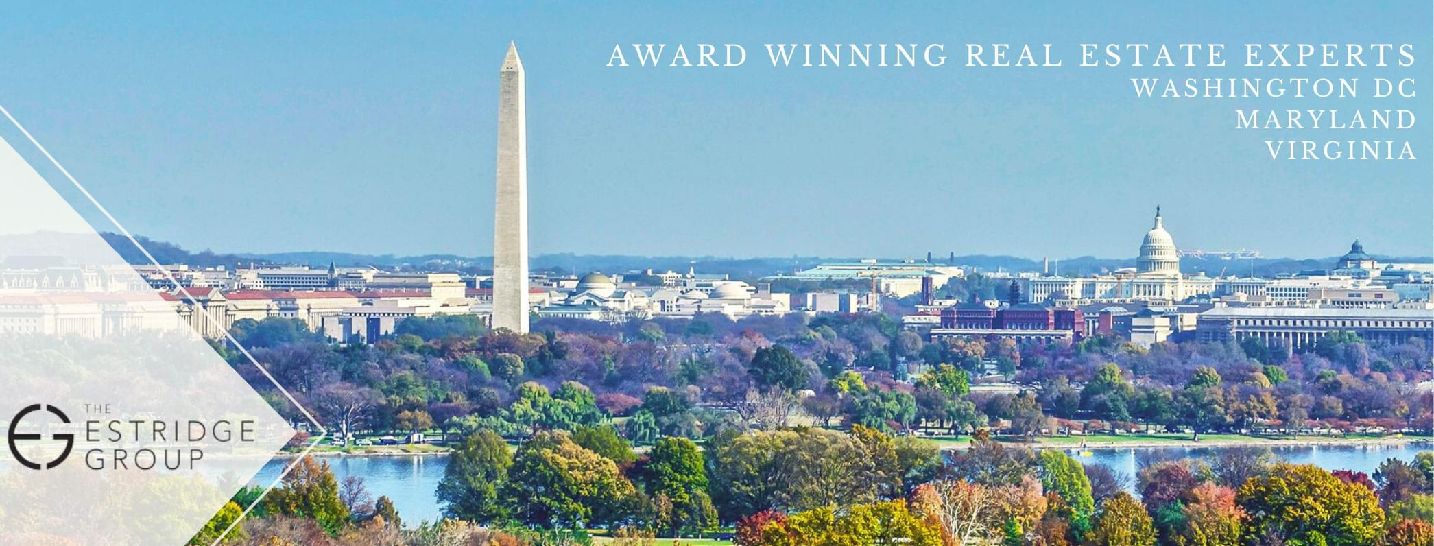 Award-winning real estate experts: Washington DC, Maryland, Virginia