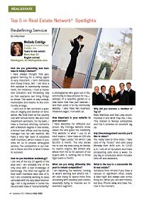 Real Estate Network Spotlight
