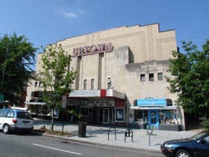 Cleveland Park Uptown Theater