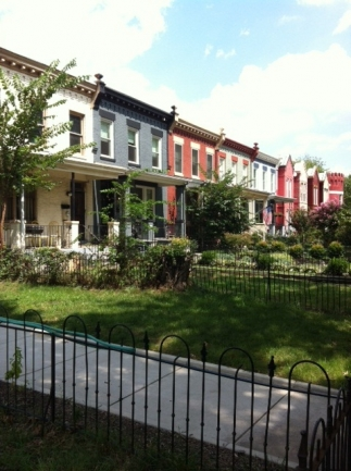 Capitol Hill DC Townhomes