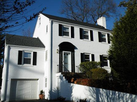 Falls Church, VA Colonial Home