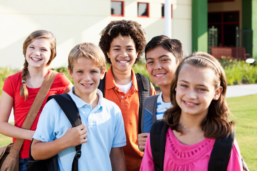 public school students