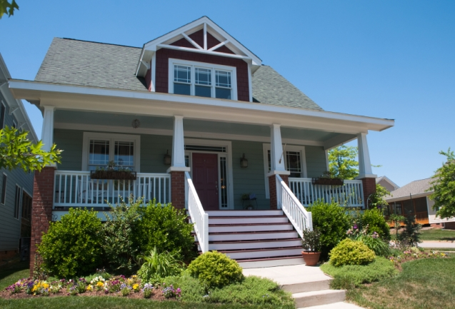 Charming homes, lush greenery & perfect location.