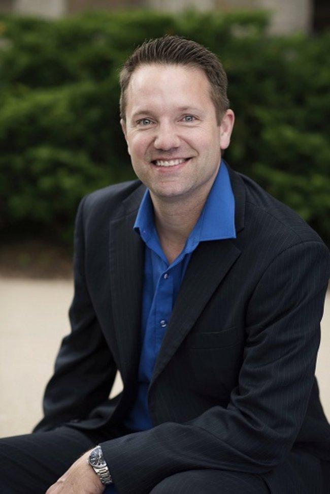 Photo of Joel Ritter,