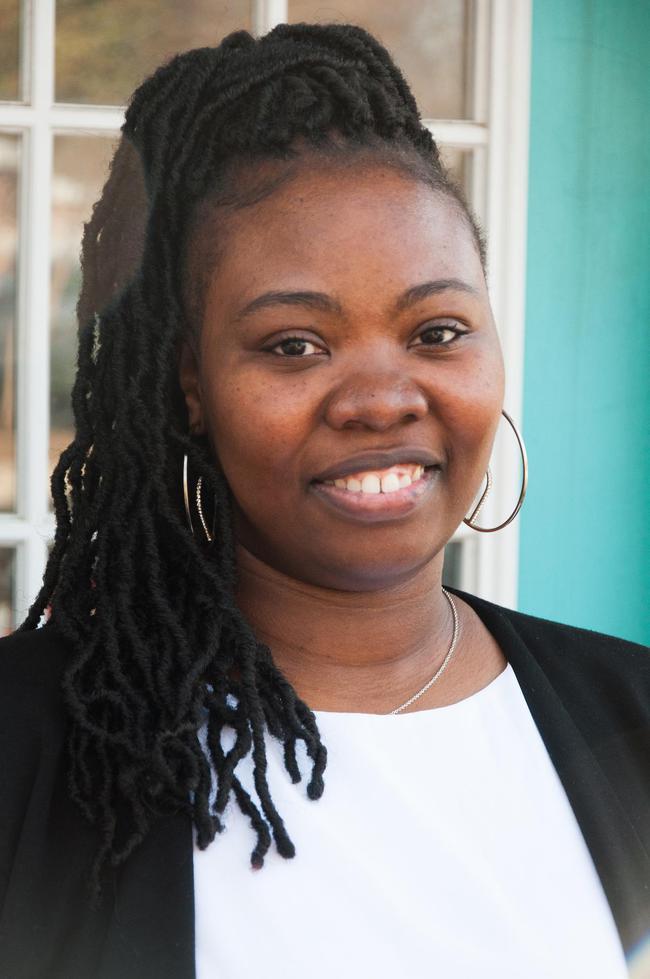 Photo of Larrisha Barnes,