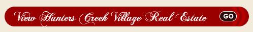 Hunters Creek Village Real Estate Search