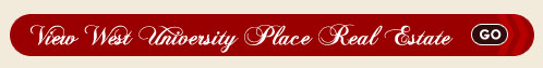 West University Place Real Estate Search