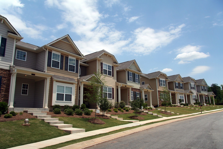 scenic townhomes for sale at gateway townhomes at brier creek