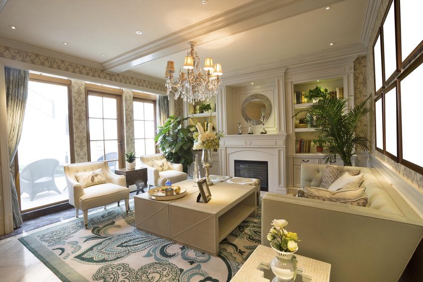 stunning luxury living room