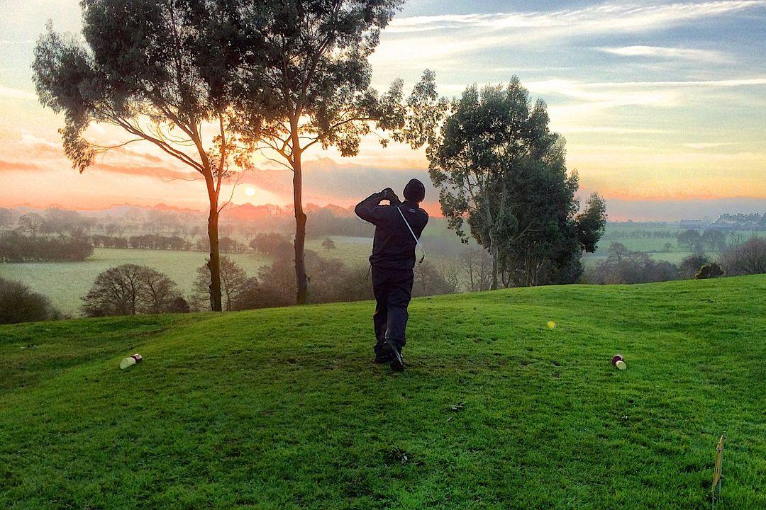 beautiful prestonwood golf course
