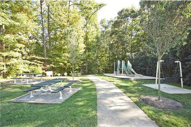 braeloch playground and trail to the medfield recreation center