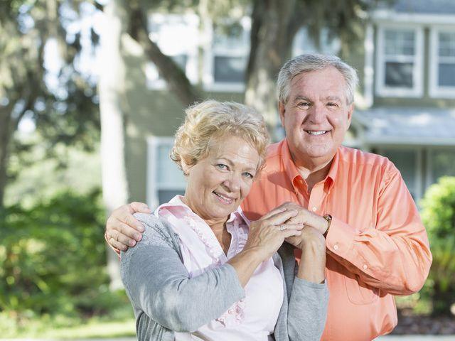 happy homebuyers in carolina preserve