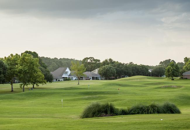 A stunning country club lifestyle awaits at MacGregor Villas.