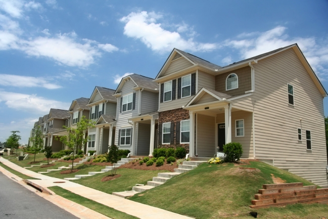 Charming townhomes and beautiful single-family homes await.
