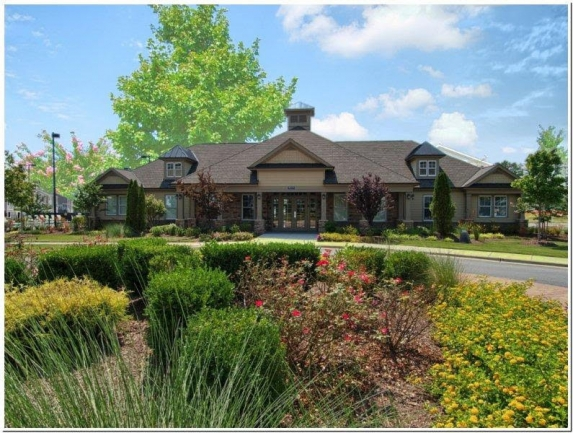 Enjoy a low-maintenance country club lifestyle at Lennox at Brier Creek.