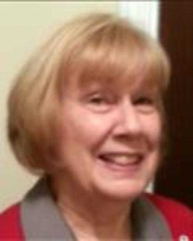 Photo of Margaret Cress,