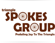 Spokes Group - Pedaling Joy to the Triangle