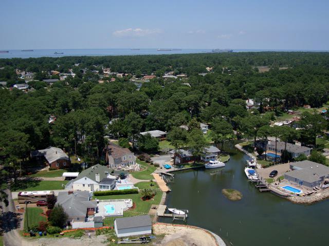 Bay Island Homes in Virginia Beach, Va.