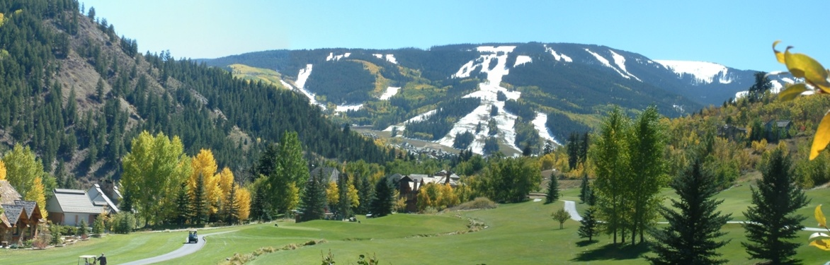 Beaver Creek Golf and Slopes