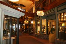 Art gallery in the Vail Valley.