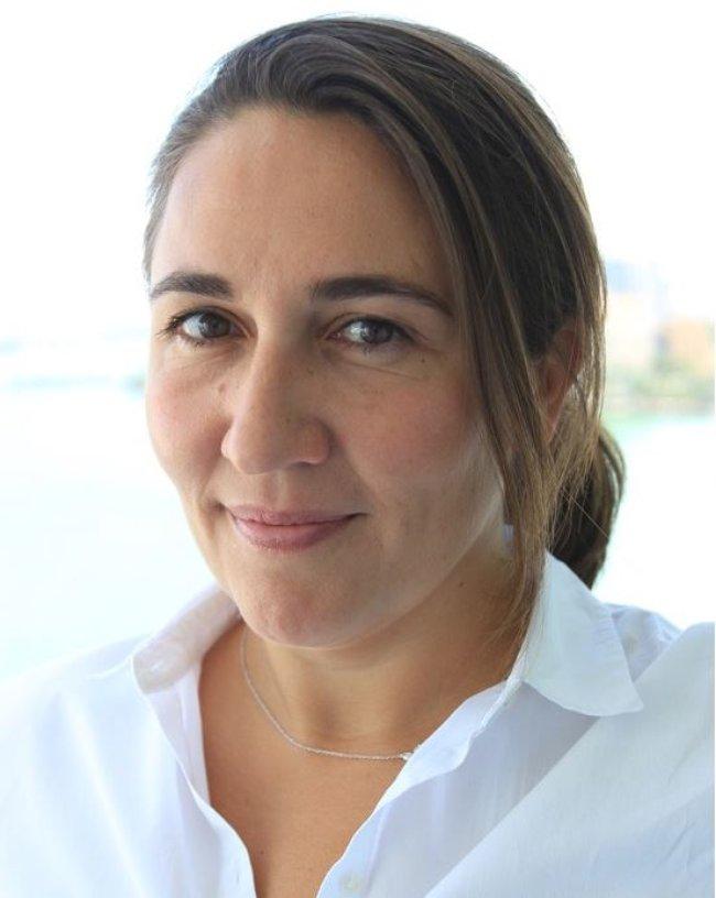 Photo of Sandrine Trouillet,