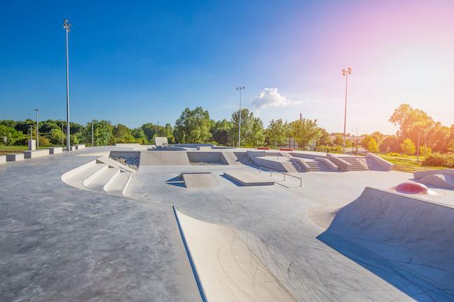 The Lauridsen Skate Park