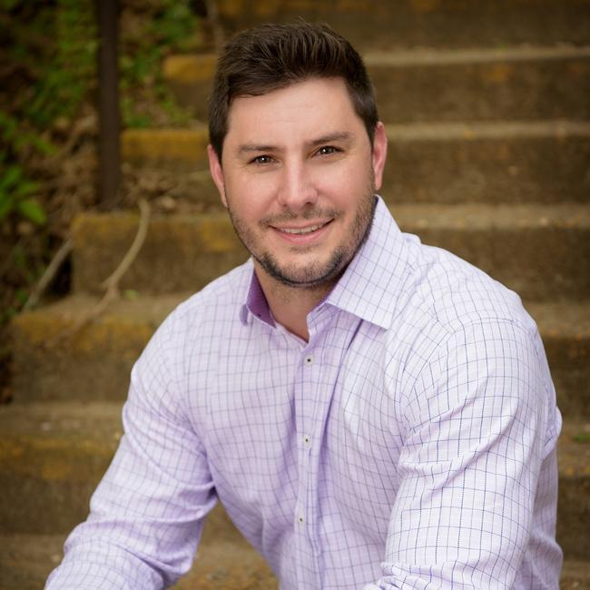 Photo of Ryan Buscher,