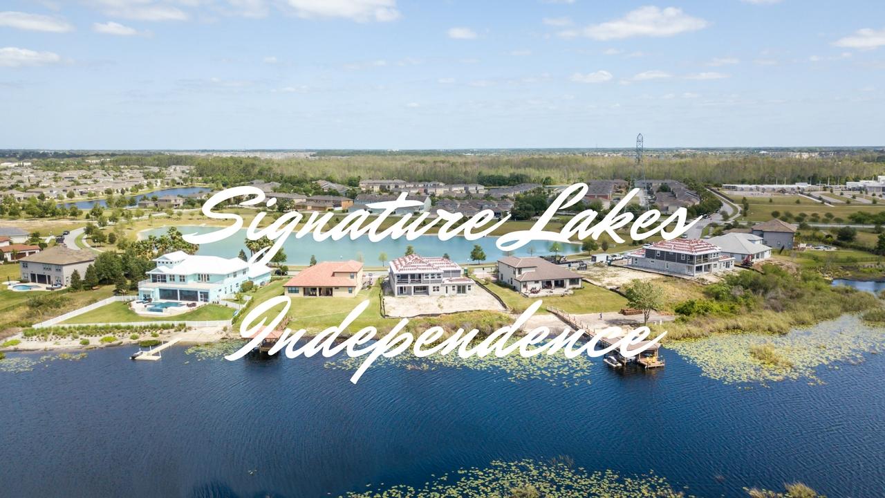 Signature Lakes