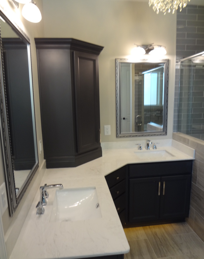 Custom Bathroom