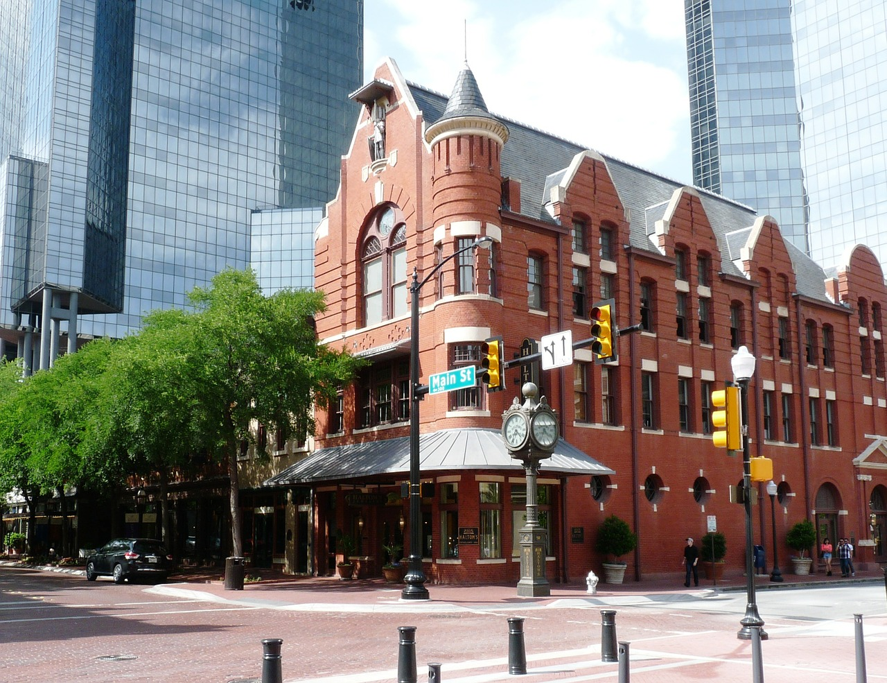 downtown fort worth attractions