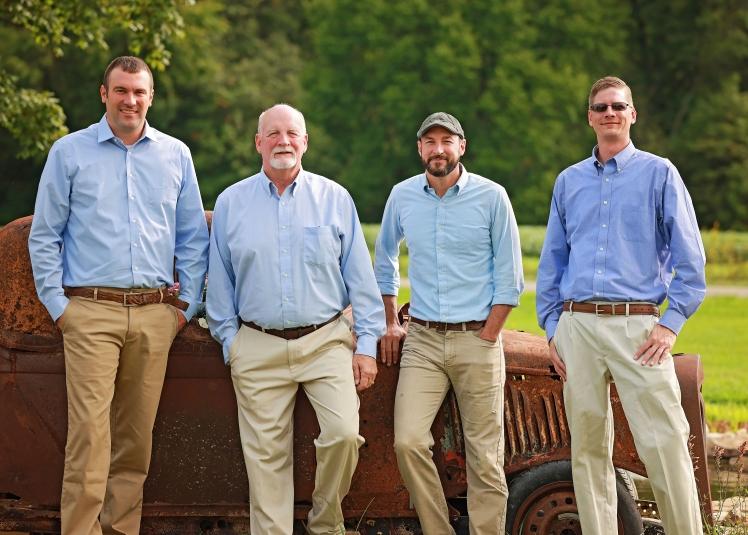 Joseph A. Porter & Associates team