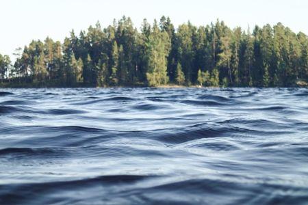 a river in oklahoma