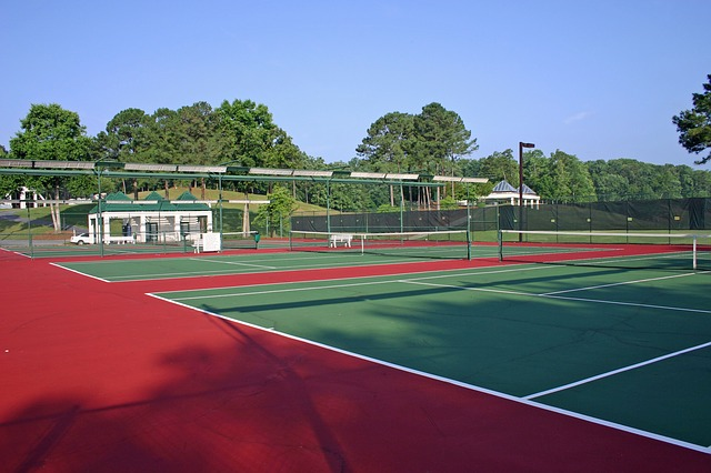 mission ranch tennis courts