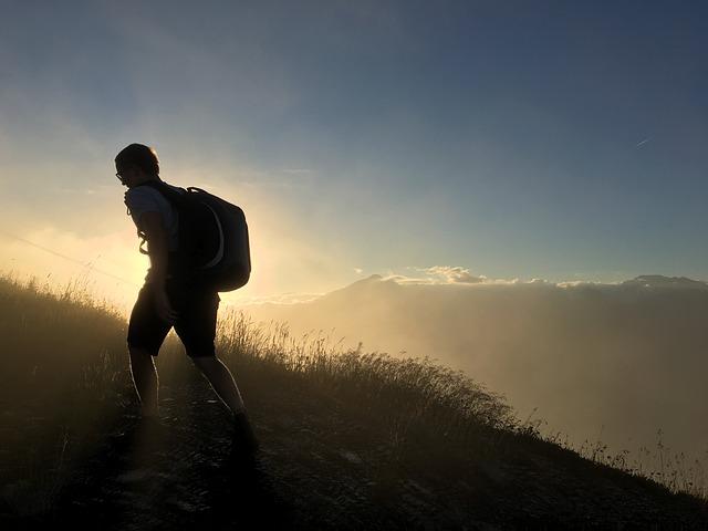 breathtaking hikes