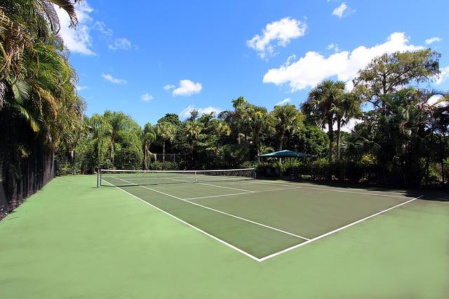 bighorn tennis garden